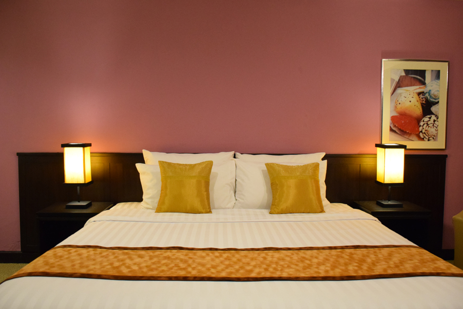 The Color Living Hotel : Superior Rooms