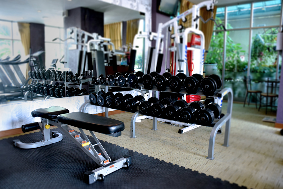 The Color Living Hotel : Fitness Center